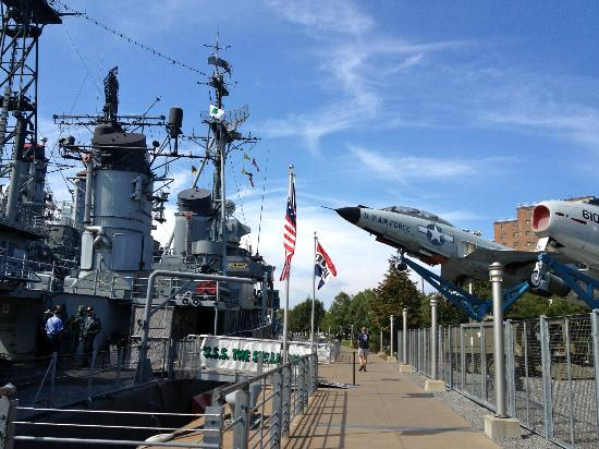Buffalo & Erie County Naval and Military Park