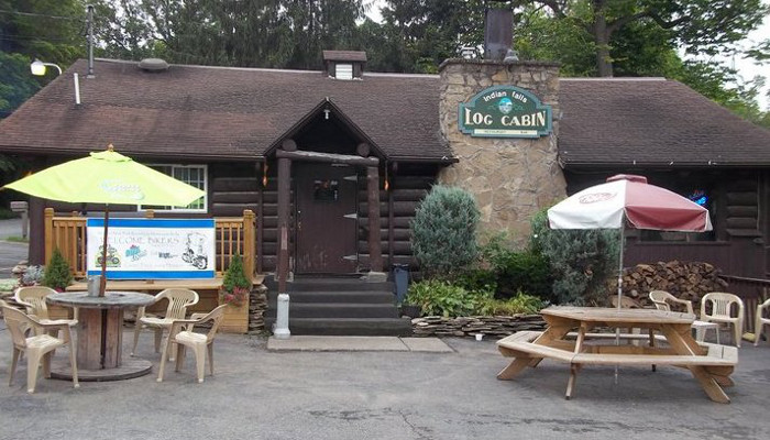 Indian Falls Log Cabin Restaurant