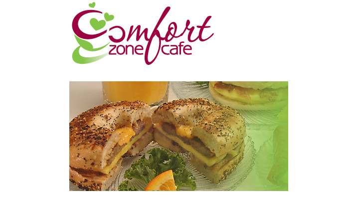 Comfort Zone Cafe