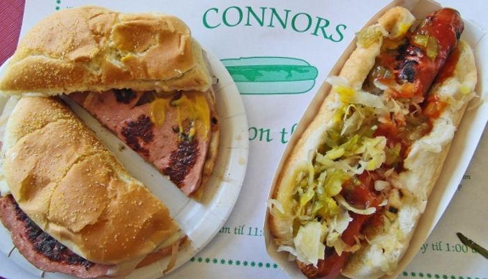 Connor's Hotdog Stand