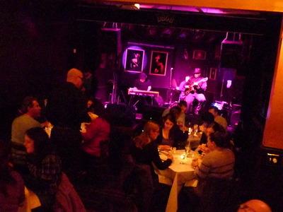 Dukes Bohemian Grove Bar