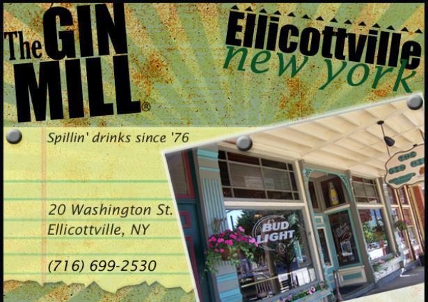 Gin Mill