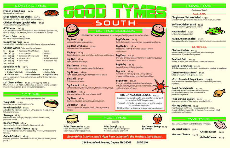 Good Tymes South