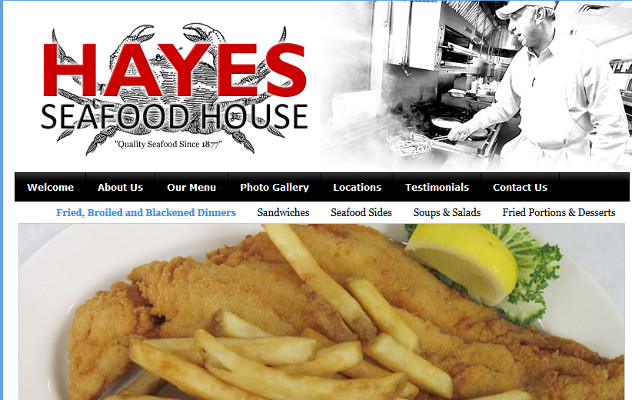 Hayes Seafood House