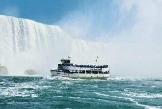 maid of the mist niagara falls boat ride