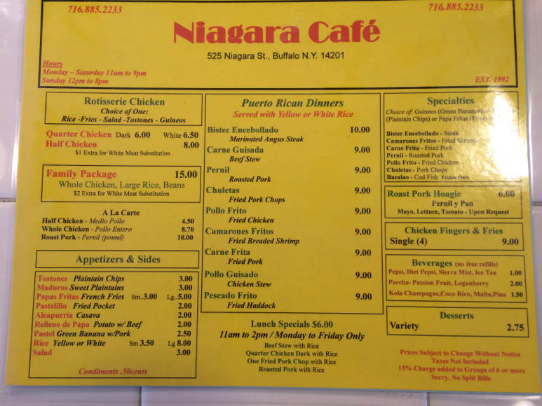 niagara-cafe-menu