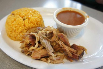 Niagara Cafe Fried pork