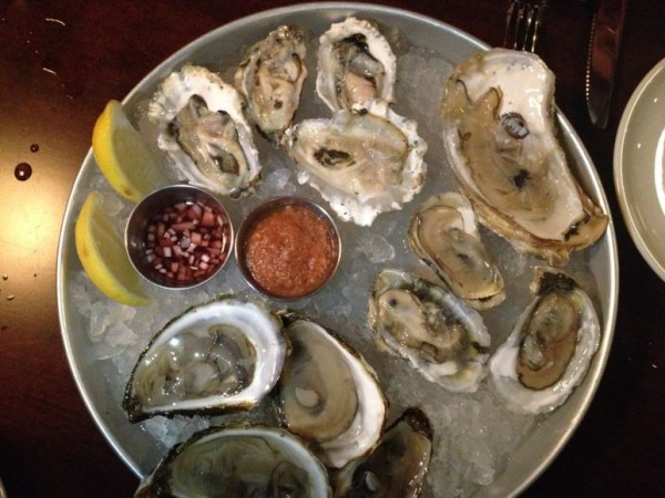Oshun Oysters / Step Out Buffalo