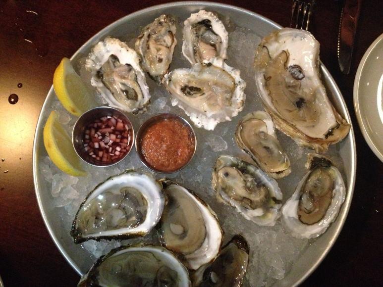 Oshun Oysters / Step Out Buffalo