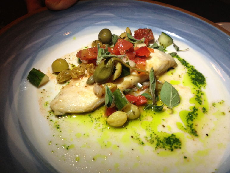 Red Snapper at Oshun