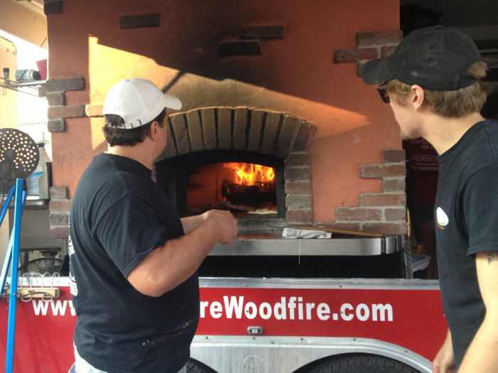 Pizza Amore-WoodFire Food Truck