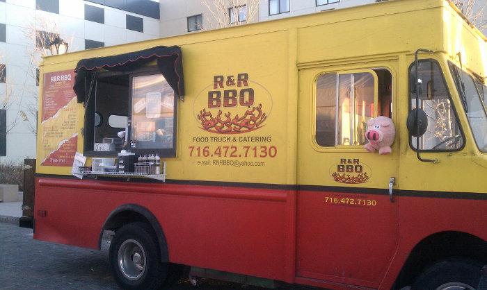 R & R BBQ Food Truck