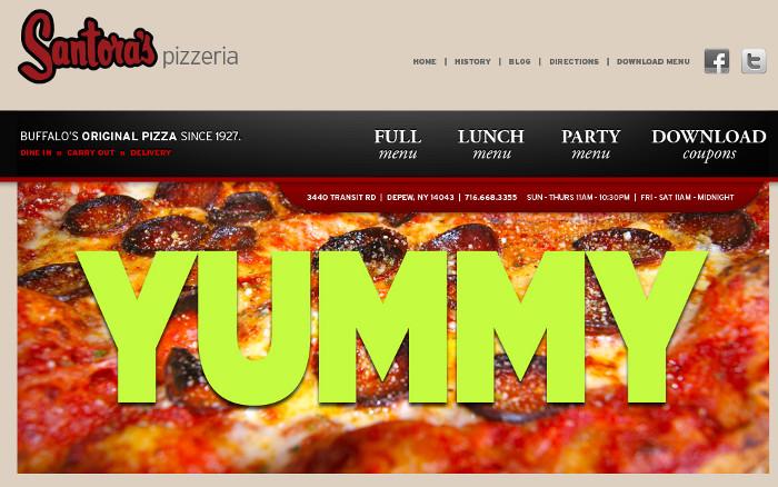 Santora's Pizzeria