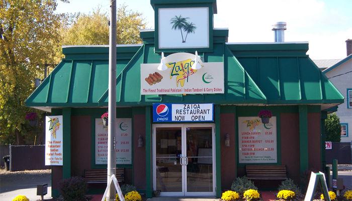 Zaiga Restaurant