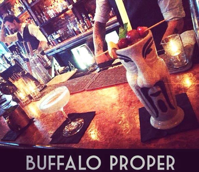 Mai Tai @ Buffalo Proper