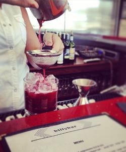 cocktails billybar