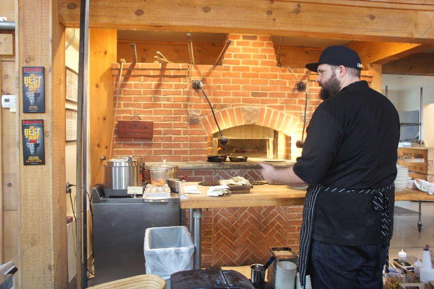 Elm Street Bakery Chef RJ Marvin