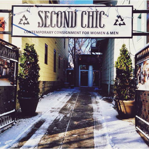 Photo Courtesy of Second Chic