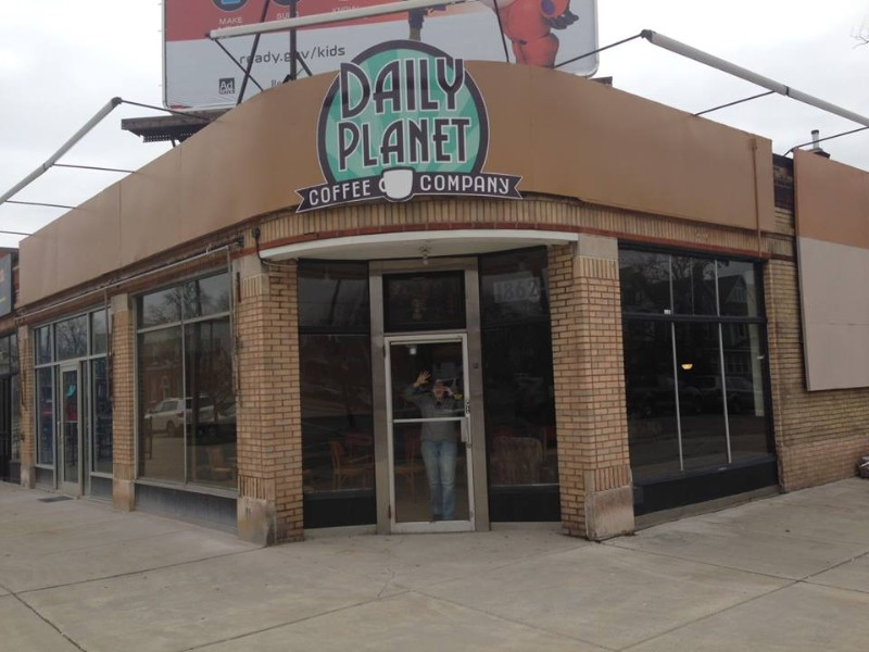 Daily Planet Coffee