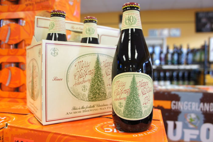 anchor brewing co christmas ale - Anchor Brewing Christmas Ale