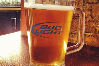 bud light promo, Armor Inn, beer
