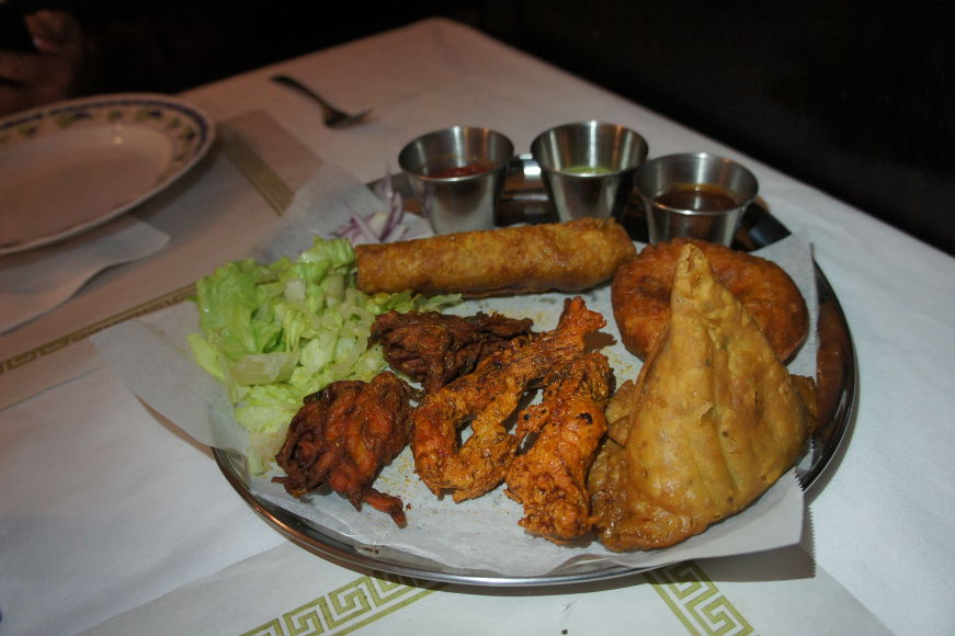Chennai Sampler / Step Out Buffalo