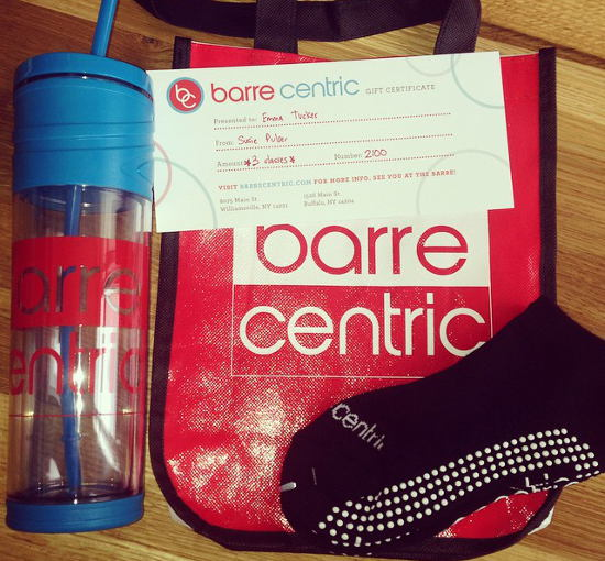 barre centric Starter Kit
