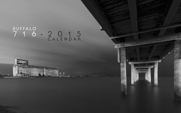Buffalo 716 Calendar