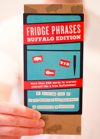 Fridge Phrases: Buffalo Edition