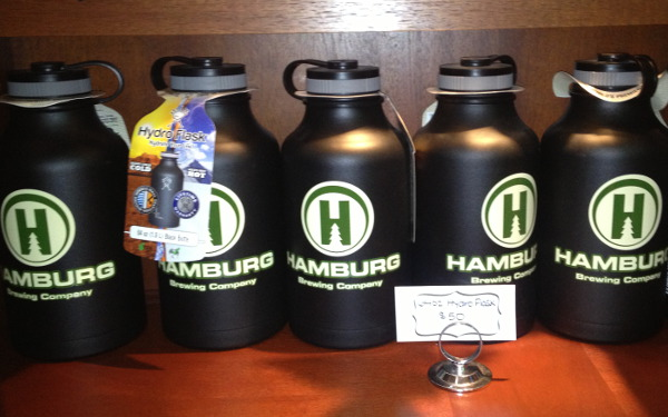 Hamburg Brewing Co. HydroFlask