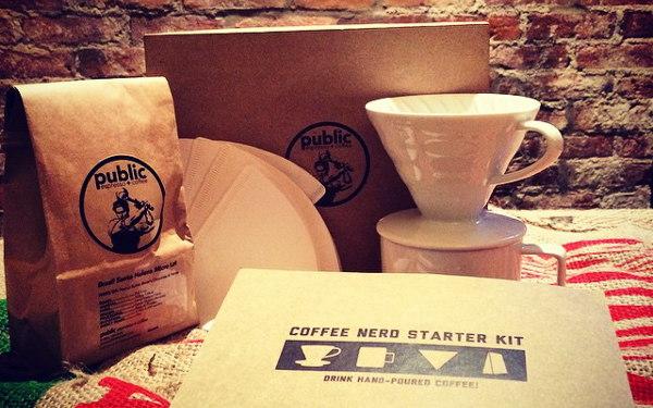 Coffee Nerd Starter Kit