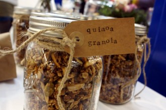 Butter Block Granola, Step Out Buffalo