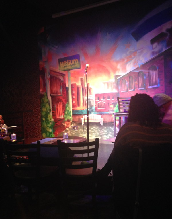 Helium Comedy Club: What To Expect