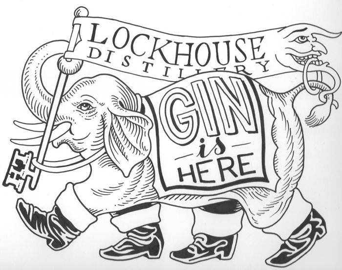 Lockhouse Distillery Gin