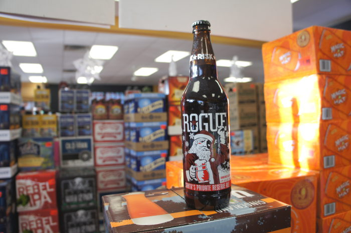 Santa's Private Reserve, Rogue Ales