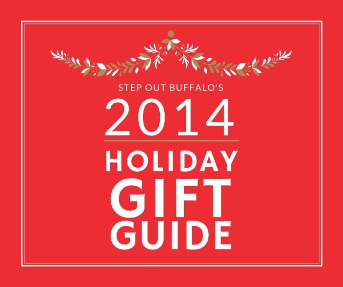 Step Out Buffalo Holiday Gift Guide