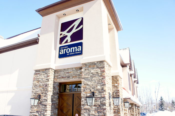 Trattoria Aroma North French