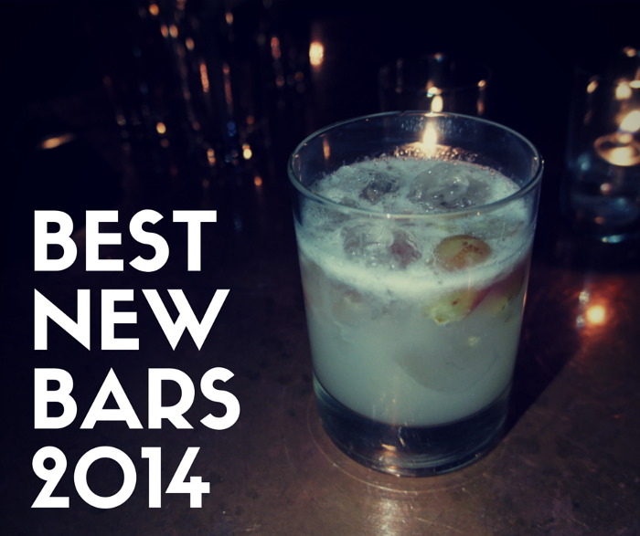 Best New Bars 2014