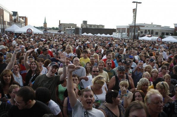 Canal Concerts (Lockport)