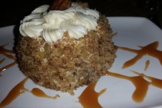 Merge Carrot Cake