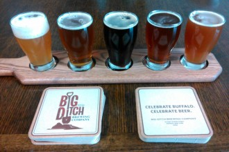 Photo Courtesy of Big Ditch Brewing Co.