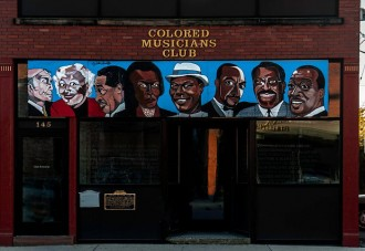 Colored Musicians Club