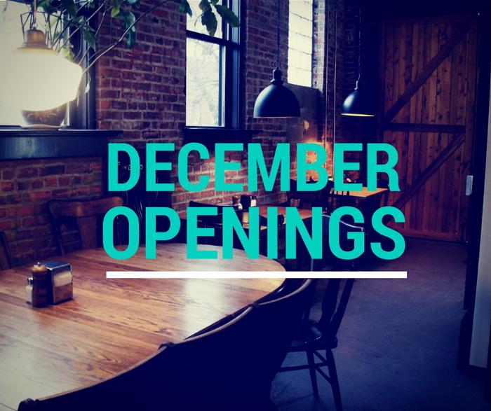 december-openings