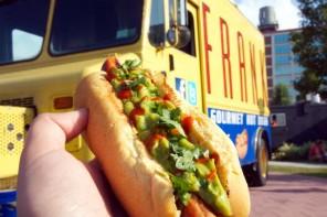 Frank Gourmet Hot Dog Food Truck