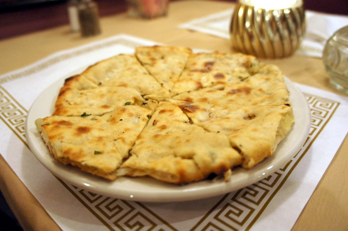 Onion Kulcha at India Gate