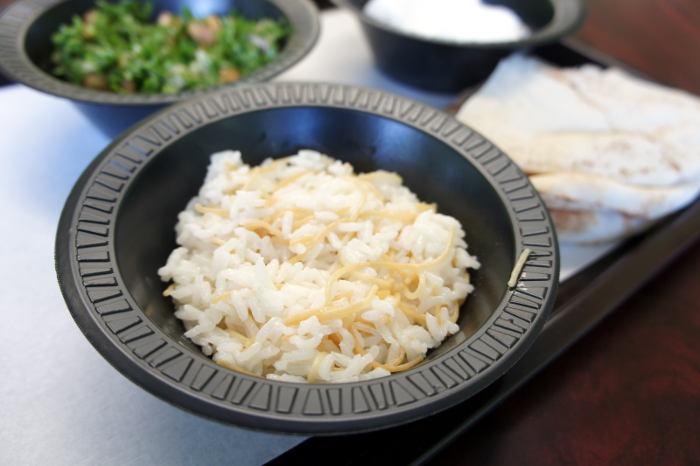 Lebanese Rice