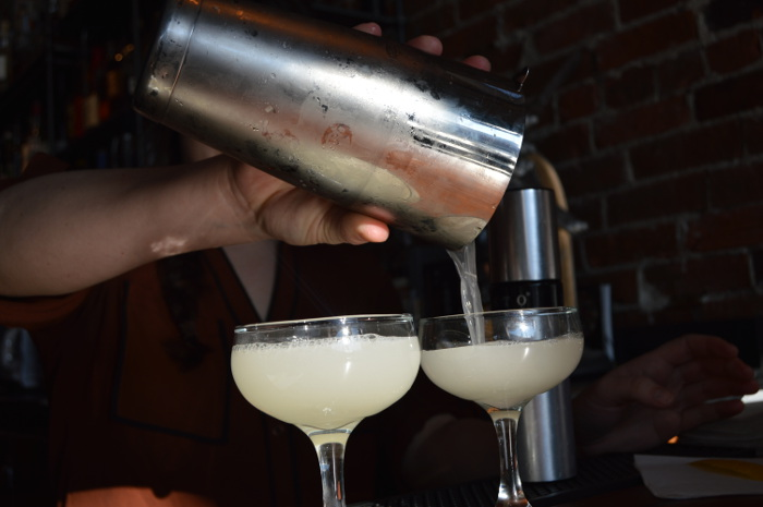 Corpse Reviver at Hydraulic Hearth
