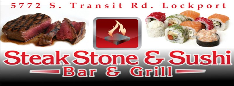 Steak Stone and Sushi