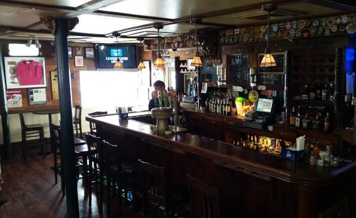 Blackthorn-bar