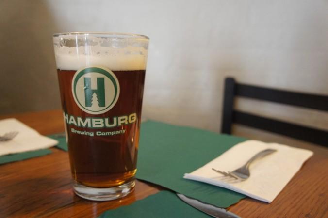 Hamburg Brewing Co. Red Irish